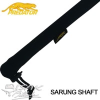 Terlaku Predator Sarung Shaft Kain - Pool Cue Sleeve - Billiard Stick