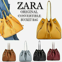 """Tas ZARA Serut original/tas wanita branded murah/handbag import"""""""