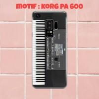 CASING HP MOTIF KEYBOARD KORG PA 600 softcase
