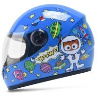 NEW Moto Ber Anak Helm Moto Wajah Penuh Anak Helm Moto CROSS