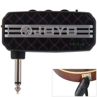 JOYO JA - 03 Mini Pocket Guitar Amplifier with Metal Sound Effect