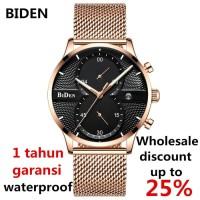 jam tangan Biden pria wanita fashion mewah elegant bisnis sport jam