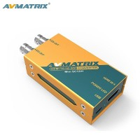 AVMATRIX HDMI TO 3G-SDI MINI CONVERTER+ PSU