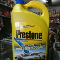 Radiator Coolant Prestone Antifreeze Blue Biru 3.78L air radiator