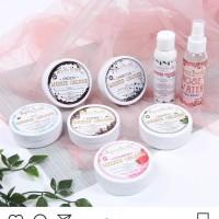 Masker Organik By Yoqueen Beauty Best Quality (Yogurt,Greentea,Choco)