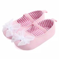Sepatu Prewalker Pita Anak Bayi Perempuan Cewek ( 6 - 18 bln )