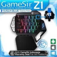 GameSir Z1 Gaming Keyboard (One Hand Keyboard)