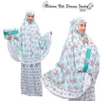 Jual Mukena Bali Sandra ( Dewasa ) - Ungu Limited
