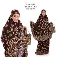 Unik Mukena Bali Cleo - Hitam Limited