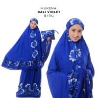 Dijual Mukena Dewasa Rayon Bali Violet - Tosca Limited