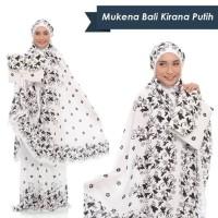 Jual Mukena Bali Kirana - Putih Diskon