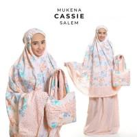 Promo Mukena Dewasa Rayon Bali Cassie - Salem Diskon