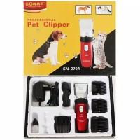 alat cukur bulu hewan anjing kucing / dog cat pet clipper grooming