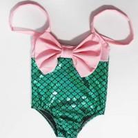 Baju Renang Anak Bayi Cewek Mermaid Jumpswuit Unik Lucu Fashion Import