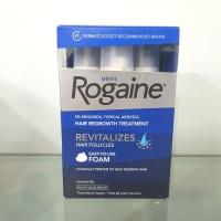 ROGAINE FOAM FOR MEN 5% MINOXIDIL 3 BOTOL
