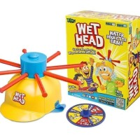 Superior Toys WET HEAD GAMES , RUNNING MAN GAMES , WATER ROULETTE GAME