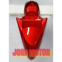Spakbor Depan Vario Karbu 110 Merah Marun Maroon