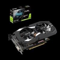 ASUS Dual GeForce GTX 1660 Ti OC edition 6GB GDDR6