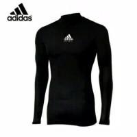baselayer manset thumbhole panjang longsleeve PUMA jersey futsal gym