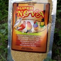 SUPERNOVA Suplemen breding/pakan/pakan ternak burung