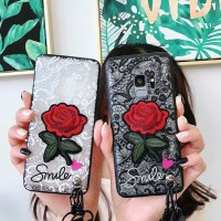 Casing Girls Rose Samsung Galaxy J7 J5 J3 2016 2015 S5 S4 A8 Plus 2018