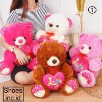 READY STOCK! Boneka Kado, Boneka Anak Teddy Bear Kualitas Bagus!