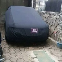 Cover Selimut Sarung Tutup Mobil All New Honda Jazz RS Exterior - Hitam