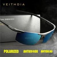 Kaca mata Pria Sunglasses Original Polarized antiUV VEITHDIA