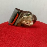 visor iridium silver