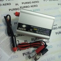 INVERTER 500W 12VDC TO 220VAC MSW (Modified Sine Wave) doxin 500w