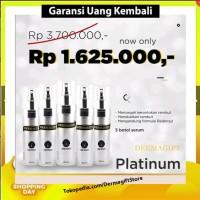 DERMAGIFT Paket Platinum Serum Untuk Rambut Rontok BPOM, Obat Rontok