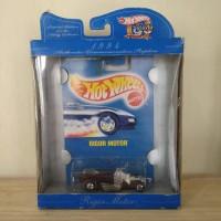 Hot Wheels Rigor Motor 30 years edition