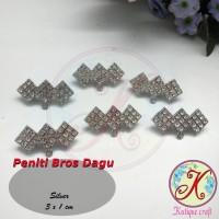 Peniti RIng O Bros Dagu / Bros Juntai per 6pcs