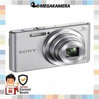 Sony DSC-W830 Digital Camera Pocket Compact - Silver