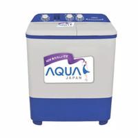 AQUA QW-781XT MESIN CUCI 2 TABUNG QW781XT 7KG