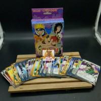 Kartu Naruto - Kartu Mainan Naruto SET Card Game Naruto