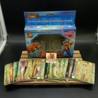 Kartu Dinosaur King - Kartu Mainan Dinosaur King SET Card Game