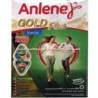 Anlene Gold Vanila Susu Anline Susu Tinggi Kalsium Untuk Usia 51+ 650g