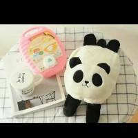 Balmut (bantal selimut / bantal boneka ) panda import