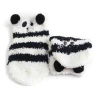 UCHII Baby Kids Animal Sock | Kaus Kaki Anak Dots Sol Karet Cute Panda