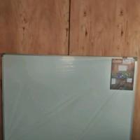 Papan Tulis / Whiteboard Keiko Gantung Magnetic Uk 90 x 120