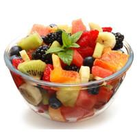 Mangkok Salad/Mangkok Buah/Fruit Bowl/Mangkok Kaca/Mangkok Adonan/Bowl