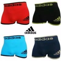 Celana Dalam Boxer Pria Cowok Nike Adidas Import impor sport kolor
