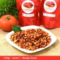 Teri Kacang Balado / Teri Medan / Teri Nasi