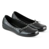 Sepatu formal, sepatu kerja, sepatu pantofel wanita Kulit Ori JAD 2604
