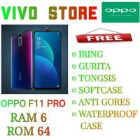 OPPO F11 PRO RAM 6/64 GARANSI RESMI OPPO INDONESIA
