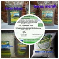 beras putih mentik wangi organik
