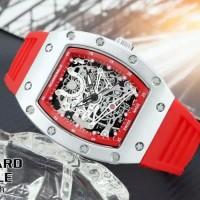 Jam Tangan Pria Ricard Mille Super Mewah - Digitec D-ziner Fortuner Ac