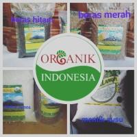 beras putih organik sentra ramos 5 kg