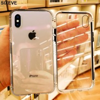 Casing Luxury Magnetic Adsorption For iPhone 6 s 6S 7 7S iPhone 8